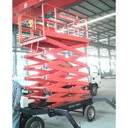 Roller conveyor scissor lift table Manufacturer