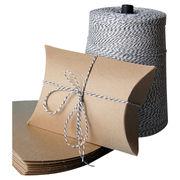 Plain paper pillow boxes Manufacturer