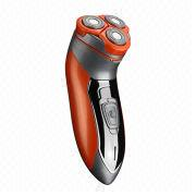 China Rechargeable men's shaver, washable design,2-hour speed charge time,Precision cutting system
