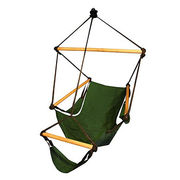 Deluxe Wood Hammock Chair from China (mainland)