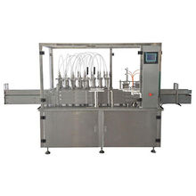 China Automatic Liquid Filling and Sealing Machine