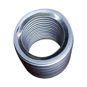 China Tubos de aluminio, tubo acanalado, usados en el instrumento electrodinámico y neumático como sensores