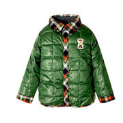 Girls' winter coats from China (mainland)