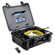 40m TV sewer inspection camera with meter counter