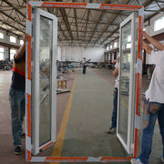 Aluminum french doors Manufacturer