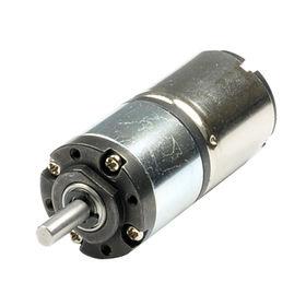 Geared brush motor from Taiwan