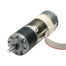 Geared brush motor from Taiwan