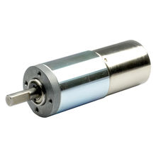 DC Planetary Geared Brush Motor