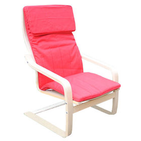 China Home wooden relaxing chair for kids, measures 67*80*98cm