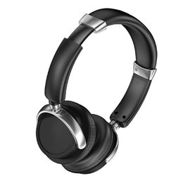 Stereo Headphones with Braided Cable, Noise-isolation