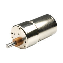 DC cored motor from Taiwan