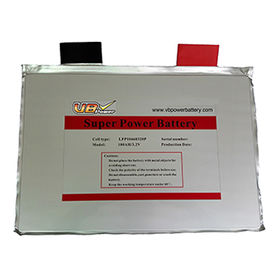 3.2V 50Ah LiFePO4 rechargeable battery from China (mainland)