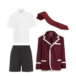 Boys' School Uniform from China (mainland)