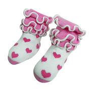 Valentine's Baby Socks from China (mainland)