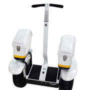 2-wheel patrolling electric scooter from China (mainland)