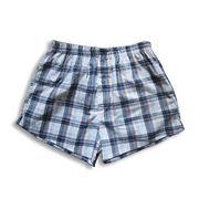 Men's Boxer Shorts from China (mainland)