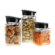 Glass Food Canister from China (mainland)