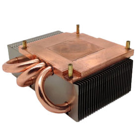 Customized Anodized CPU Heatsink from China (mainland)