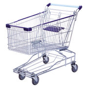 150L Asian Style Trolley popular shopping trolley from China (mainland)