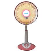Electronic Halogen Heater Fan