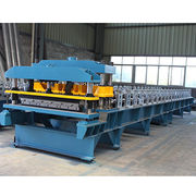 Step tile roll forming machine Manufacturer