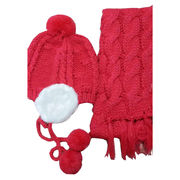Fashion Hat and Scarf from China (mainland)