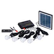 LED Solar Light Kit from China (mainland)