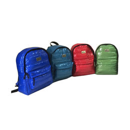 Puffer material backpack from China (mainland)