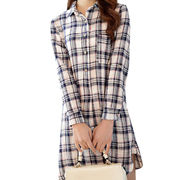 Ladies' casual blouse from China (mainland)
