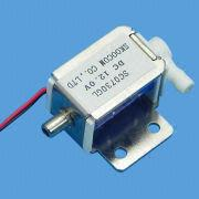 Solenoid air valve from China (mainland)