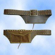 Western Style Plastic Belt from China (mainland)