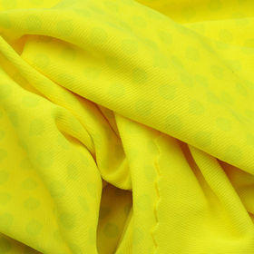 100% Poly Interlock Fabric with Cooling Printing