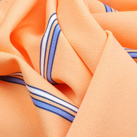 Yarn Dyed Auto Stripe Jersey Fabric, Made of 91% Poly + 9% Spandex, with Wicking and Anti-Bacterial from Lee Yaw Textile Co Ltd