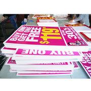 PVC board printing sheet from China (mainland)