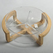Glass Salad Bowl from China (mainland)