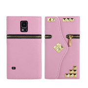 Luxury stand purse pu leather case from China (mainland)