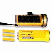 Solar Flashlight from Hong Kong SAR