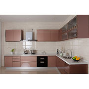 Stainless steel kitchen cabinet from China (mainland)