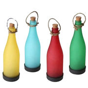 solar bottle light from China (mainland)