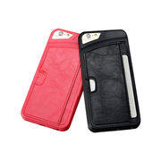 PU Leather Cases for iPhone from China (mainland)