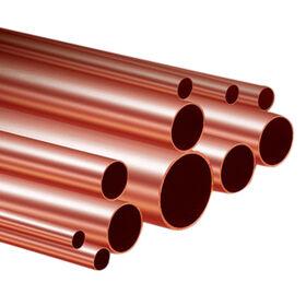 China Copper Straight Tube