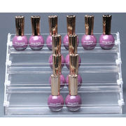 Nail polish display stand from China (mainland)