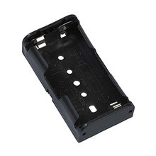 2xAA Battery Holder Contact, Made of PP, OEM Orders are Welcome from Comfortable Electronic