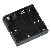 4xAA Battery Holder Contact, Made of PP, OEM Orders are Welcome from Comfortable Electronic