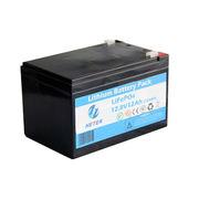 12V/12Ah LiFePO4 Lithium Battery Pack from China (mainland)