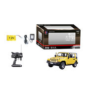 1:9 6-channel Jeep R/C Wrangler Off-road Vehicles from China (mainland)