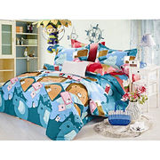 100% cotton bedding set from China (mainland)