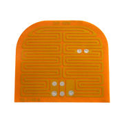 Electronic polygon flexible heater Manufacturer