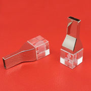 Bottle Crystal LED USB Flash Drive with 3D Logo from Shenzhen Sinway Technology Co. Ltd