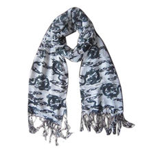 Fashion Elastic Scarf Manufacturer